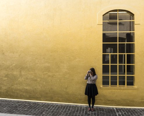 Milan Photography Walk Fondazione Prada