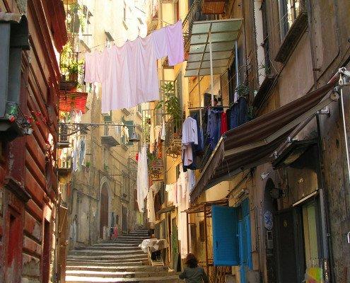 Naples Historic Center Walking Tour