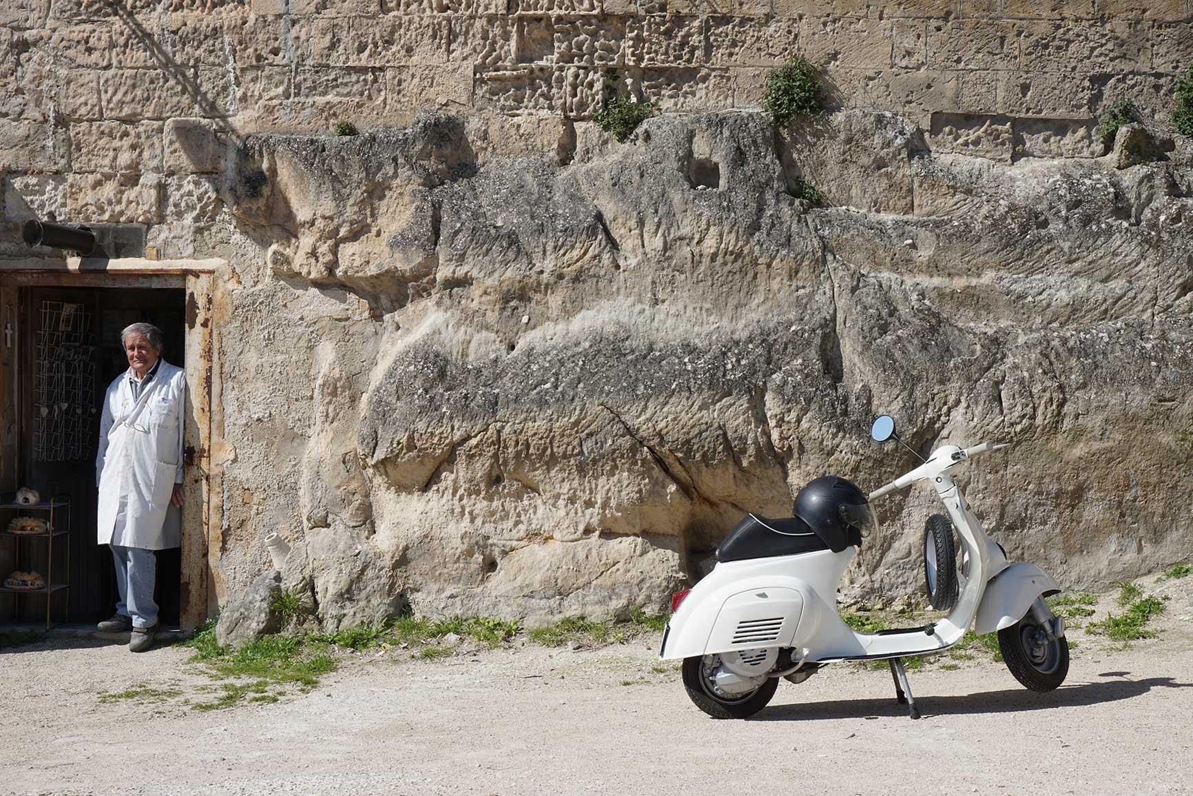 Matera---Basilicata,-Italy